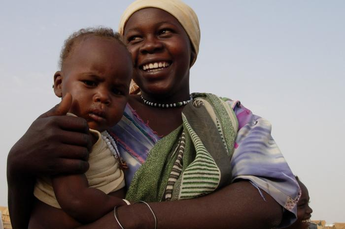 Alumbrando Vida. Bargny (Senegal)